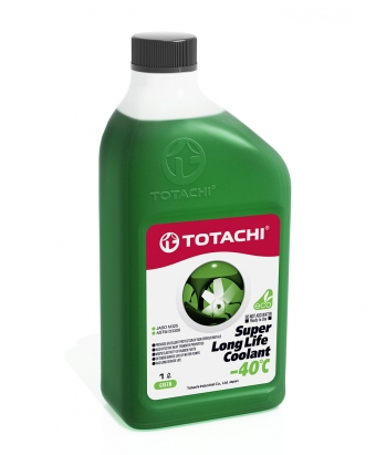 Масло TOTACHI SUPER LONG LIFE COOLANT Green -40C