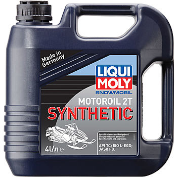 Масло Liqui Moly Snowmobil Motoroil 2T Synthetic