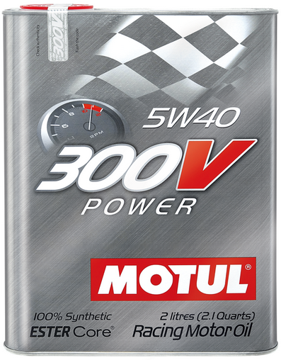 Масло Моторное масло Motul 300V POWER 5W40