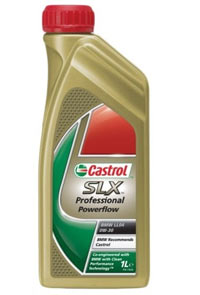 Масло Castrol SLX Professional Powerflow BMW LL04 0w-30