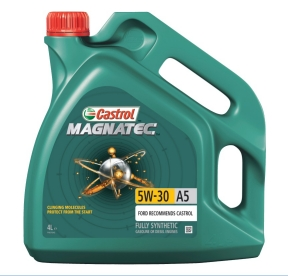 Масло Моторное масло Castrol Magnatec 5W-30 A5