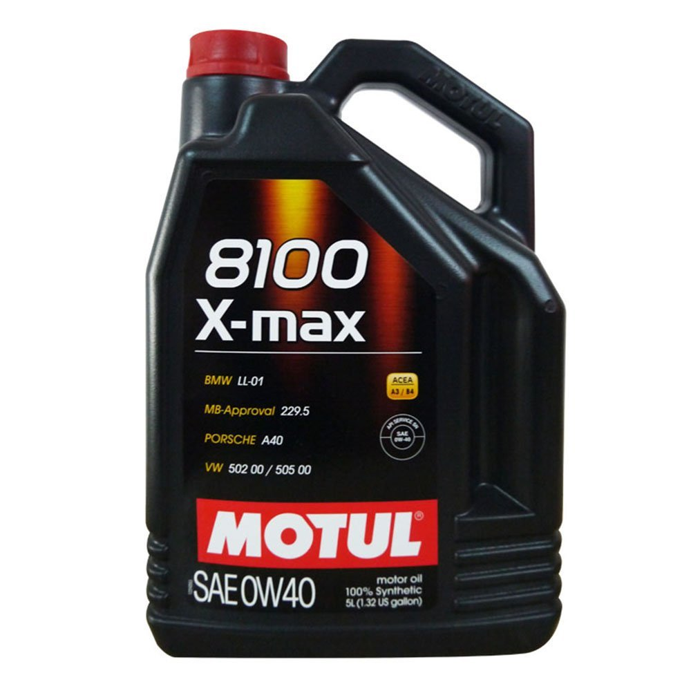 Масло Моторное масло Motul 0w-40 X-max