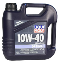 Масло LIQUI MOLY Optimal 10W-40