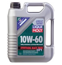Масло LIQUI MOLY Synthoil Race Tech GT1 10W-60