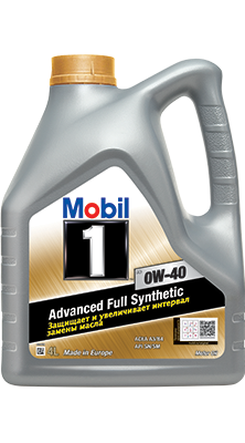 Масло Моторное масло Mobil 1™ FS 0W-40