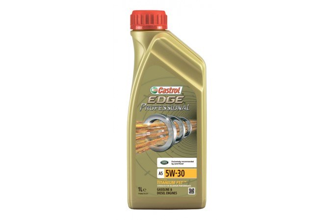 Масло МОТОРНОЕ МАСЛО CASTROL EDGE PROFESSIONAL A5 5W-30 СИНТЕТИЧЕСКОЕ, LAND ROVER, 1 Л