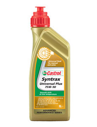 Масло Castrol Syntrax Universal Plus 75W-90